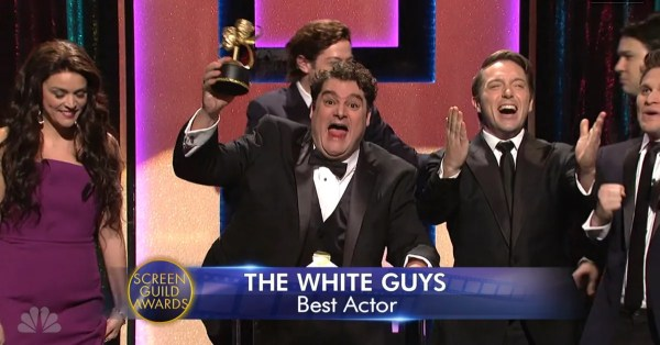 SNL Parodies the Very-White Oscars Race by Giving Even ...