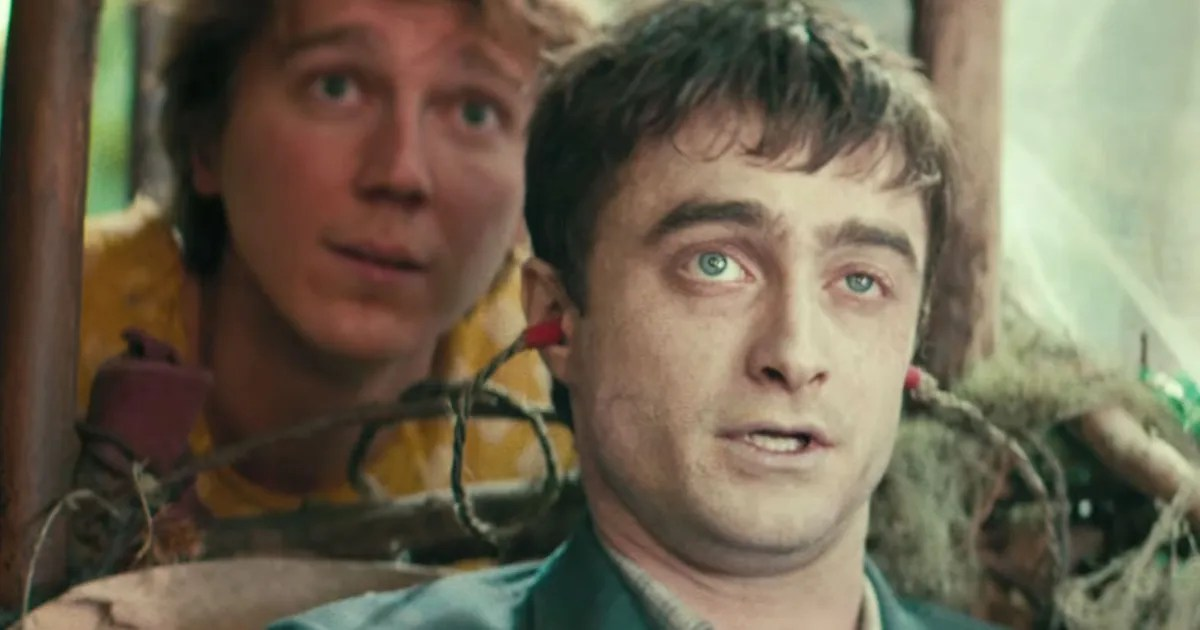 Image result for swiss army man