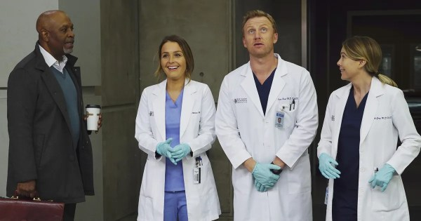Grey's Anatomy Recap: The Thin Red Line