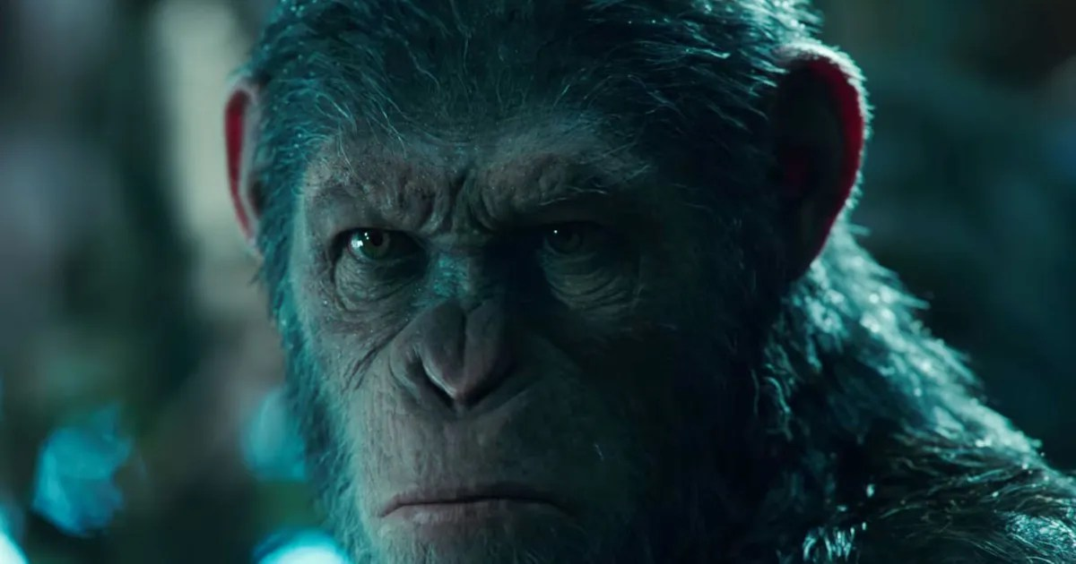 War For The Planet Of The Apes Trailer Caesar Is Coming