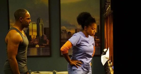 Grey's Anatomy Recap: Sex and Death
