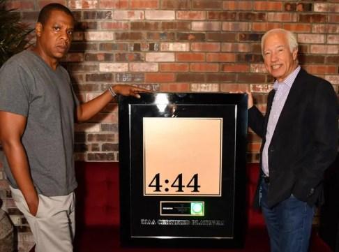 Did Jay Z Cheat To Make 4:44 Go Platinum?