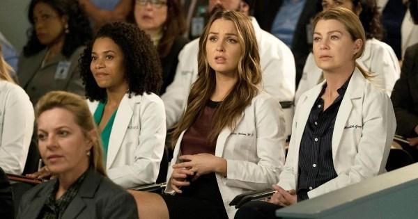'Grey's Anatomy' Recap Season 14 Episode 20: 'Judgment Day'