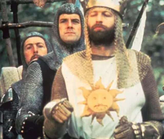 Comedys Holy Grail Lost Monty Python Scenes Found In Michael Palins Archive