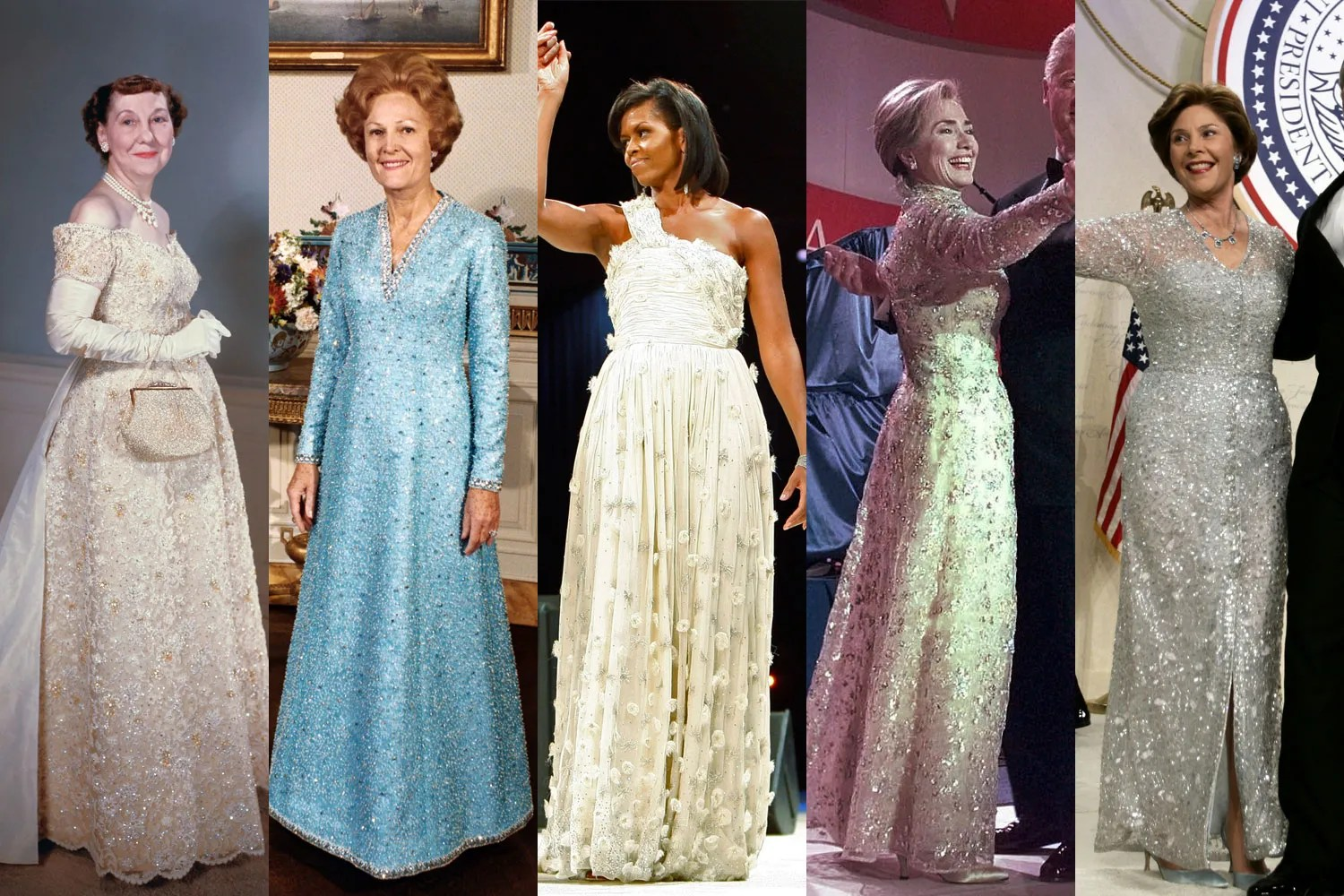 Will Michelle's Second Inaugural Gown Be Better? -- The Cut