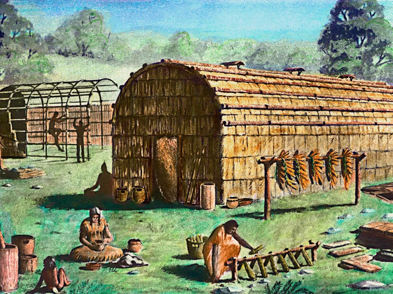 Native American Houses