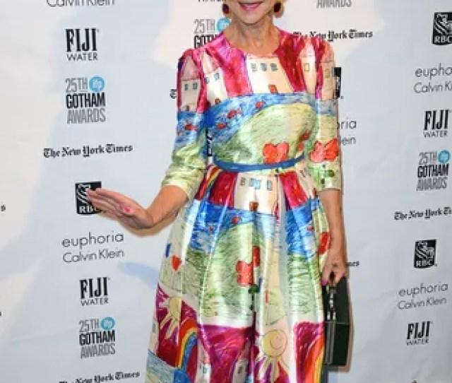 Helen Mirren At The Gotham Independent Film Awards