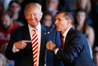 Donald Trump, Mike Flynn, National Security