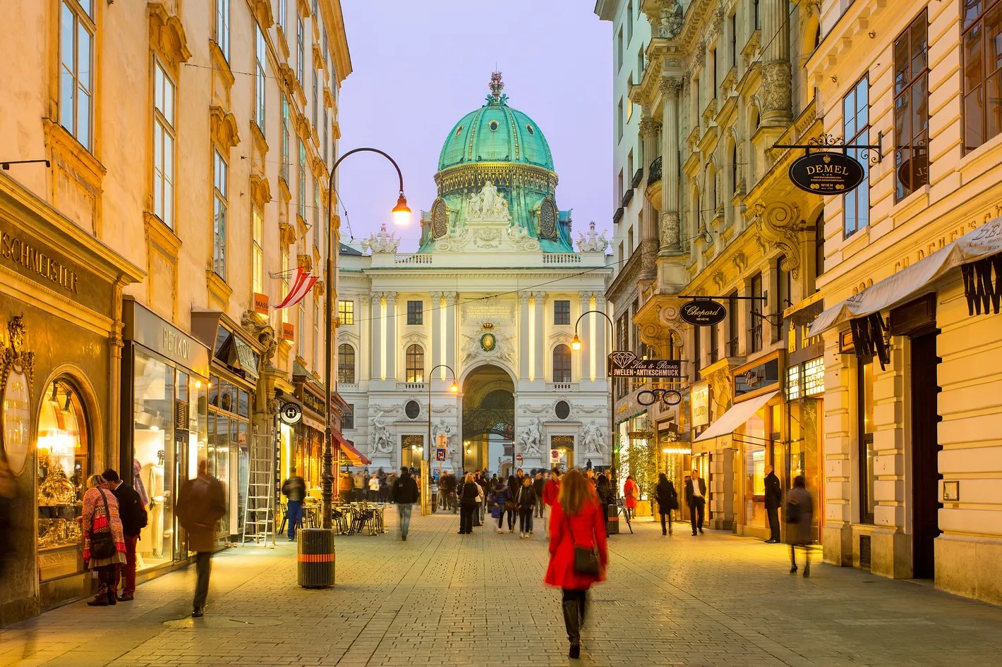 Vienna Police to Give Women Pocket Alarms on New Year s Eve