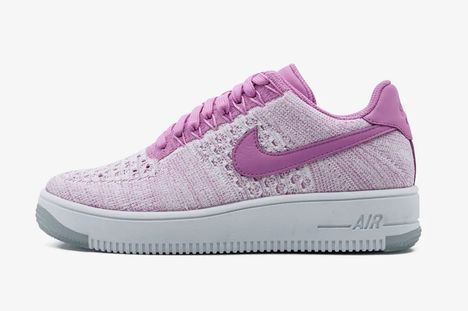 Nike s Air Force 1 Sneakers Nike Flyknit Low