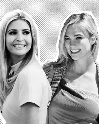 Ivanka Trump And Karlie Kloss