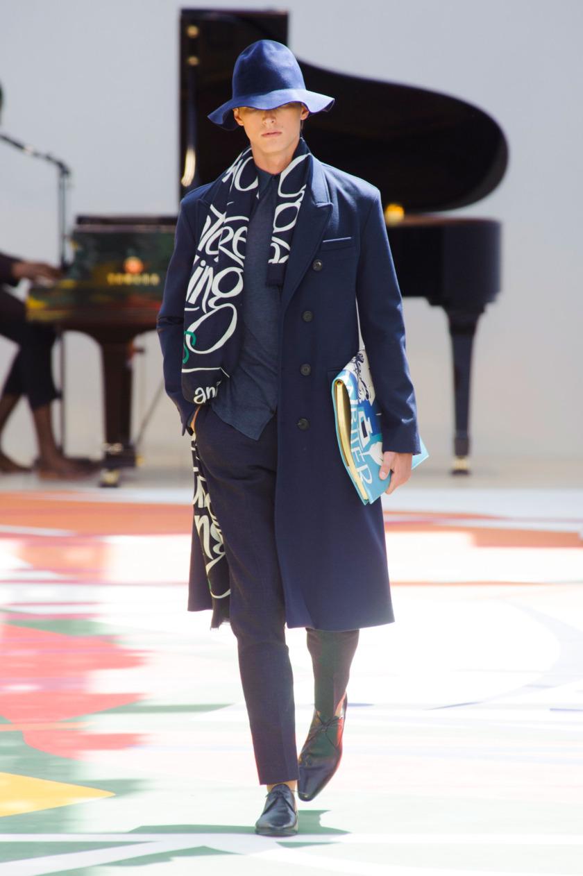 burberry prorsum spring 2015 menswear