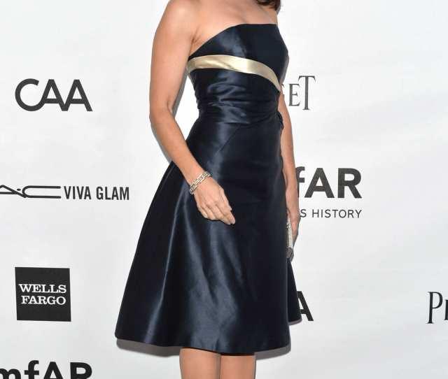 The Amfar Inspiration Gala In L A Kristin Davis