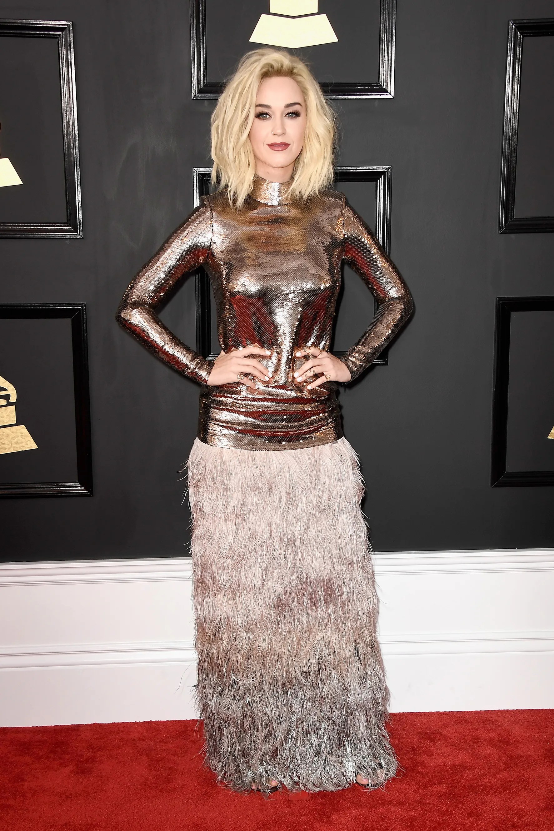 Photo 1 from Most Unfortunately Evocative of a Freshly Failed Promo Stunt: Katy Perry in Tom Ford