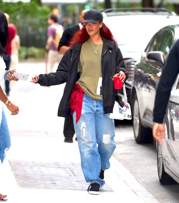 Rihanna Creeps Into The Shoe Of The Year Spot With Her