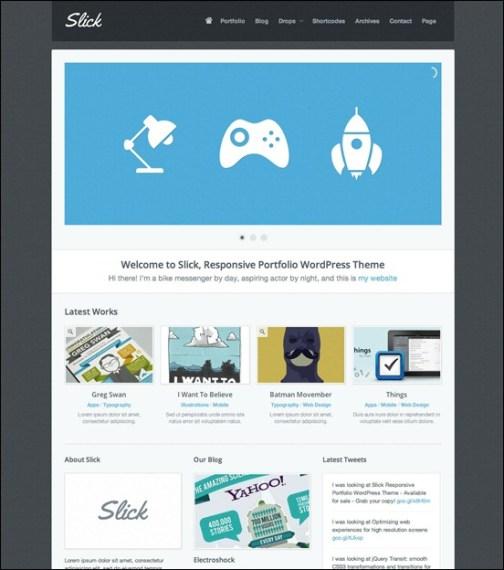 slick-responsive-wordpress-theme
