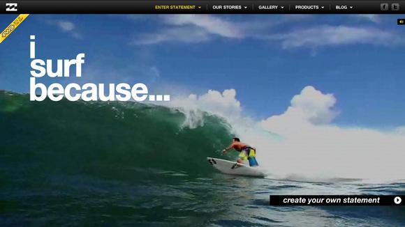 I Surf Because