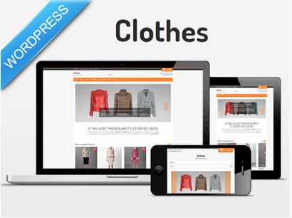 clothes-wp-template
