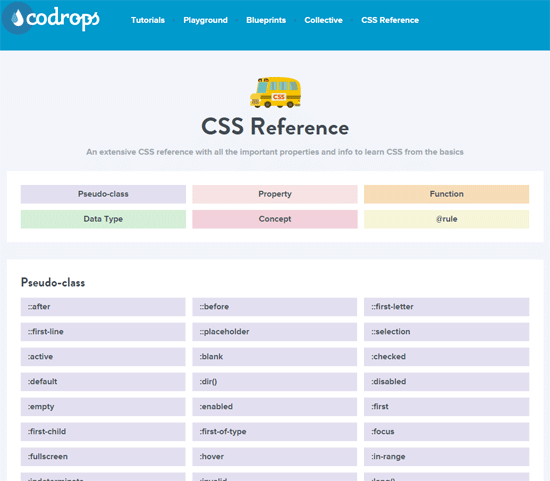 Codrops-CSS-Reference
