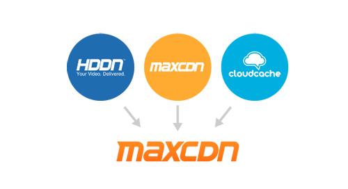 maxcdn merger