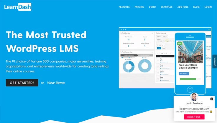 Learndash WordPress LMS Plugin