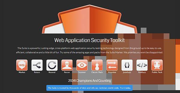 Web Security Testing Tool