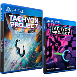 Tachyon Project - version PS4 PS Vita