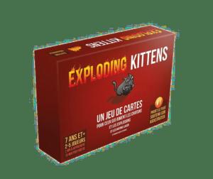 Exploding Kittens 01