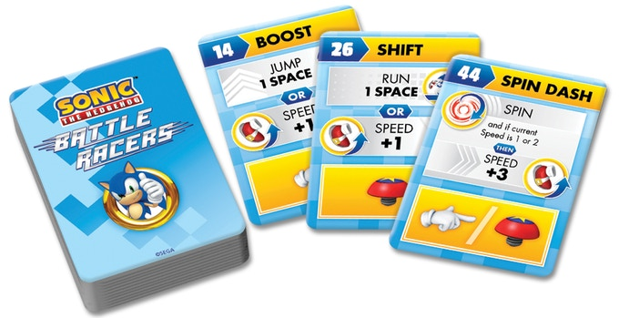 Sonic Battle Racers
