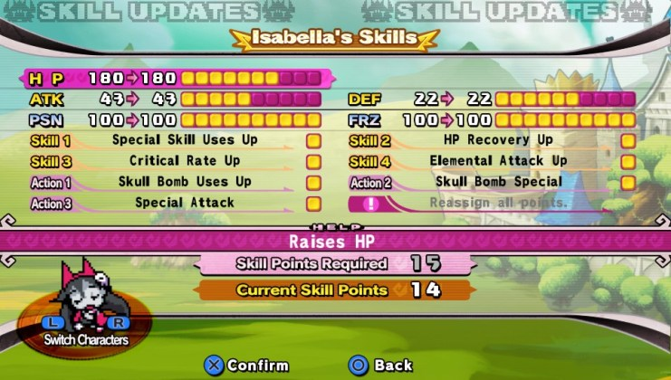 Capture d'écran 08 - Penny-Punching Princess