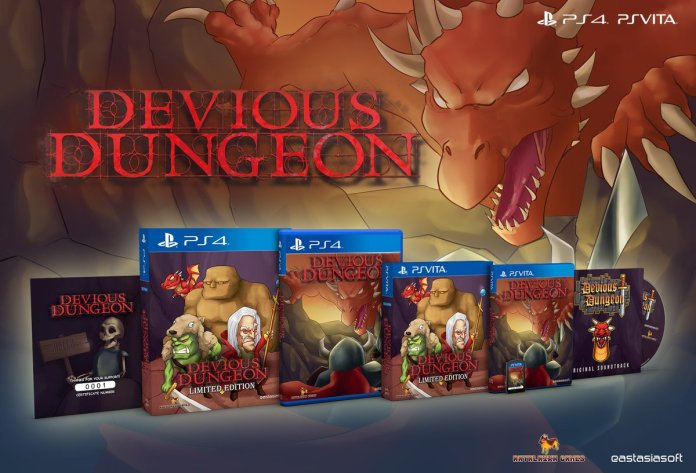 Play-Asia - Devious Dungeon