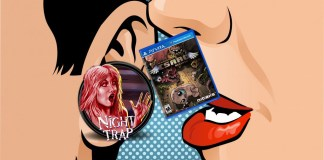 PS Vita - Night Trap Isaac