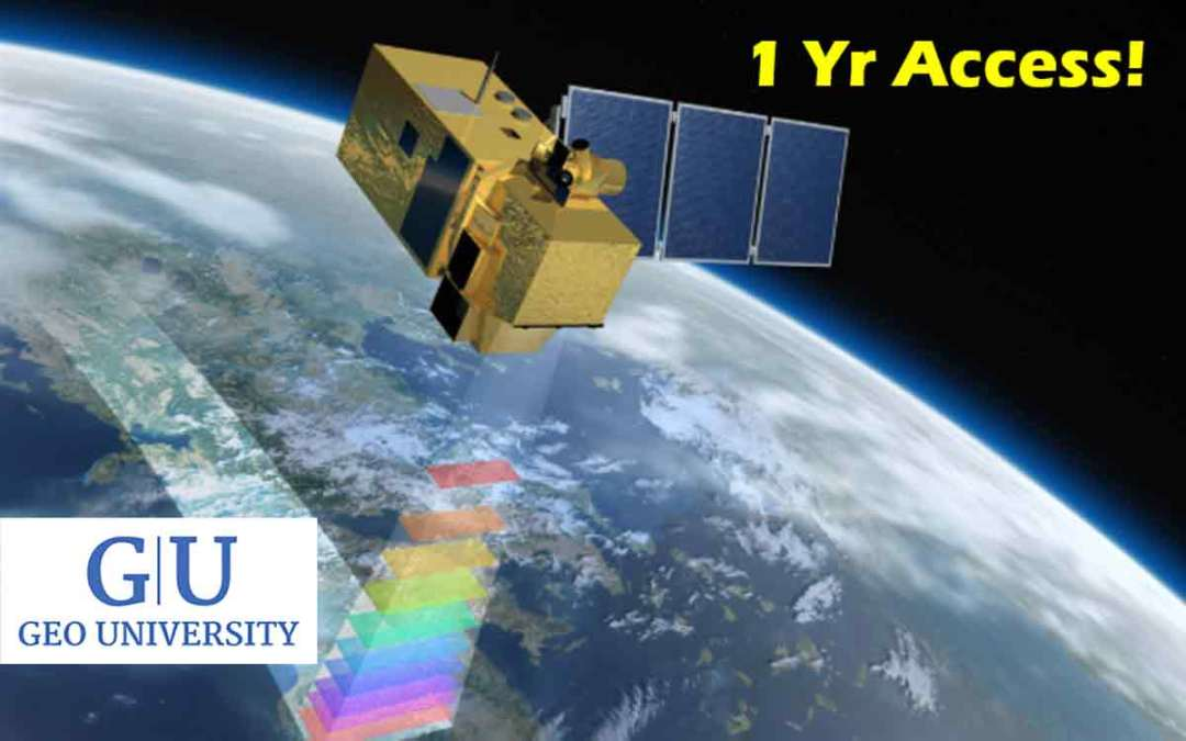 Earth Observation Premium – All Access to EO Courses