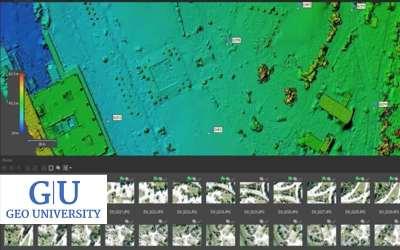 Orthomosaic Map Generation using Agisoft Metashape