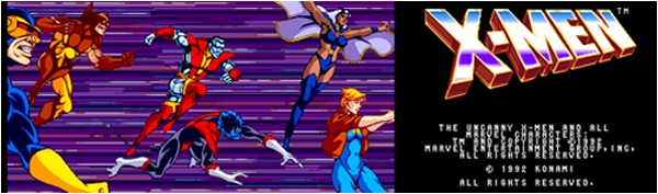 Pixelated Audio - Video Game Music podcast and Retro Gaming - episode 26 x-men