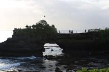 Temple on the sea, Bali