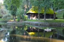 Romania Reflection