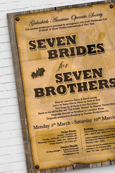 GAOS: 7 Brides for 7 Brothers