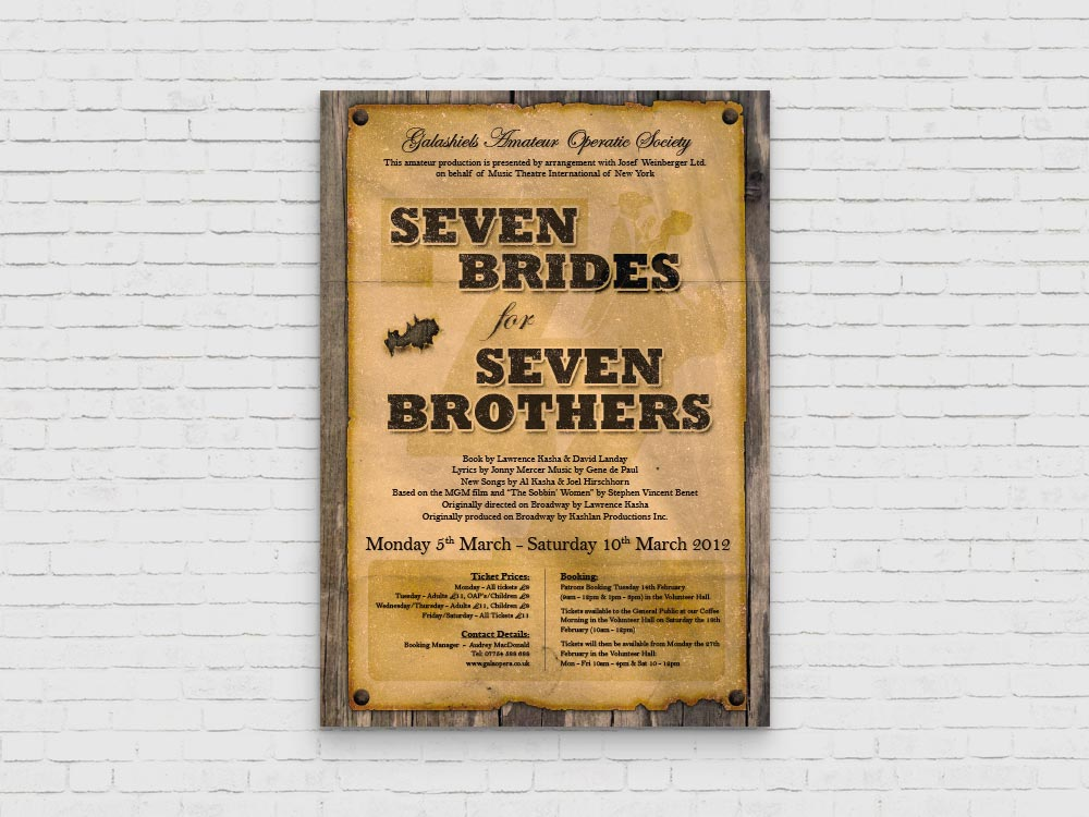 GAOS: 7 Brides for 7 Brothers | Pixelbase Studio