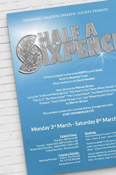 GAOS: Half a Sixpence
