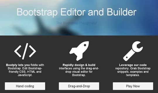 11.bootstrap ui editor