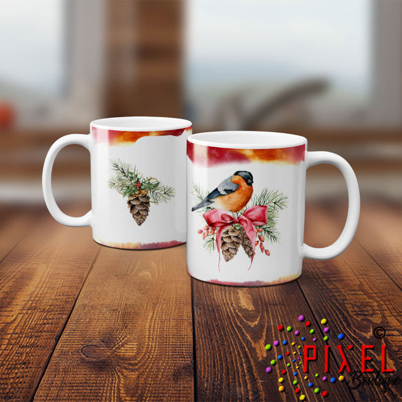 Christmas-Bird-2-Mugs-Stacked