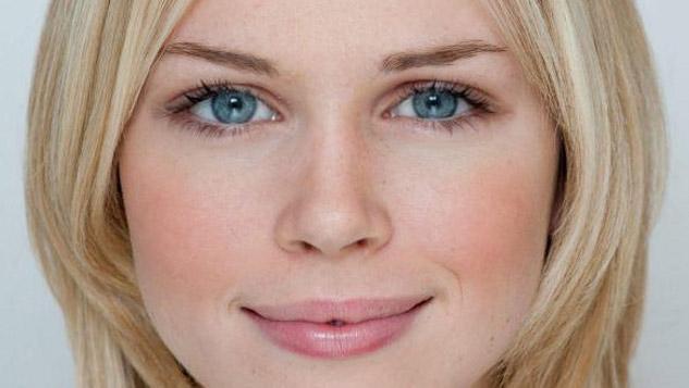 Как увеличить глаза в фотошопе