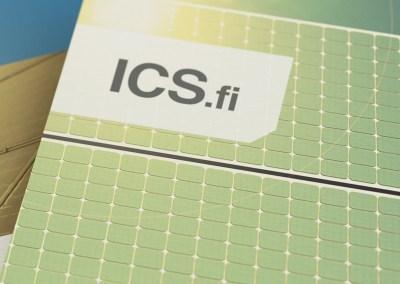 ICS Business Cards