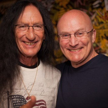 Ken and Trevor Hensley @ Tavastia, Helsinki, Finland
