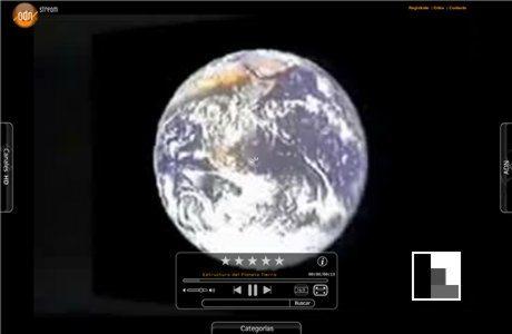ADN Stream - Captura de pantalla