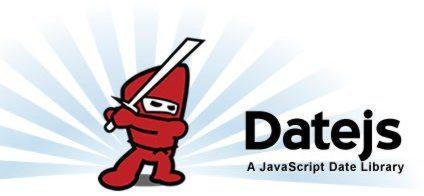 Datejs - Biblioteca Javascript