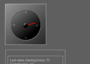 Javascript Canvas - Demo | Captura de pantalla