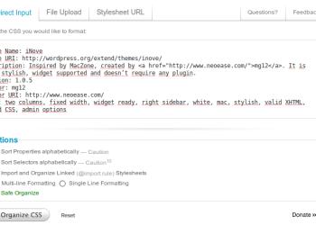 StyleNeat - Interfaz