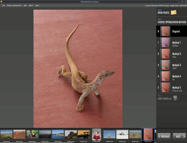 photoperfect-express-editor-interfaz